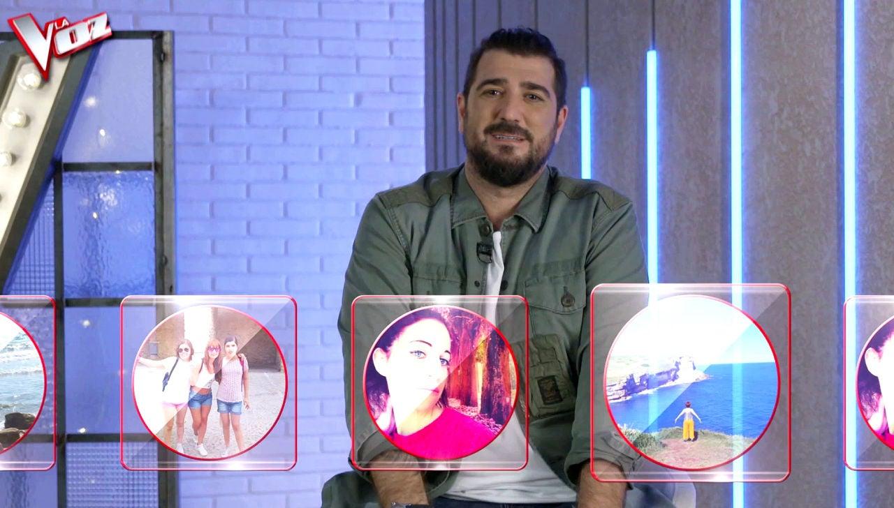 Antonio Orozco responde a las preguntas de los fans de 'La Voz