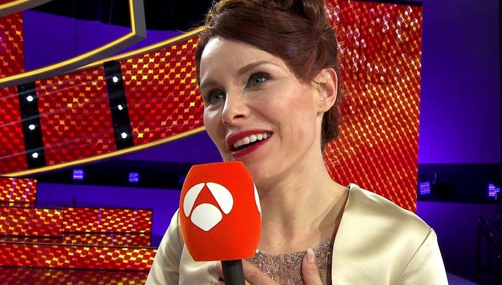 Soraya Arnelas, tercera finalista de 'Tu cara me suena' 7