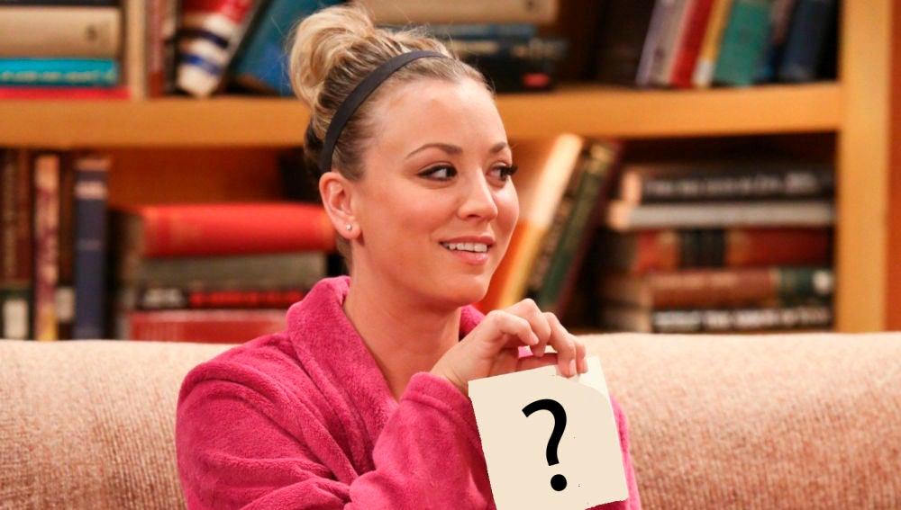Kaley Cuoco, Penny en 'The Big Bang Theory'