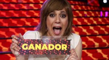 María Villalón, ganadora de la séptima edición de 'Tu cara me suena'