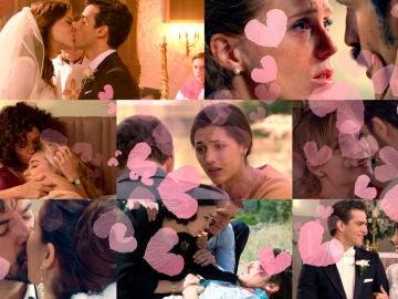 Los grandes amores que han marcado la historia de 'Amar es para siempre'