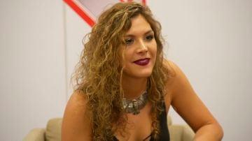 """Laura González: """"El rock está encasillado en el hombre, y solo es cuestión de sentirlo y transmitirlo""""."""