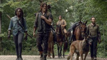 Incógnitas en el nuevo capítulo de 'The Walking Dead'