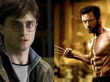 La imagen de Daniel Radcliffe como Lobezno que los fans de 'Harry Potter' estaban deseando ver