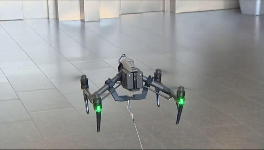 Los drones pueden salvar vidas