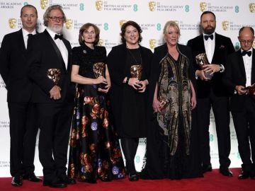 El equipo de 'La Favorita' se ha llevado 7 premios Bafta.