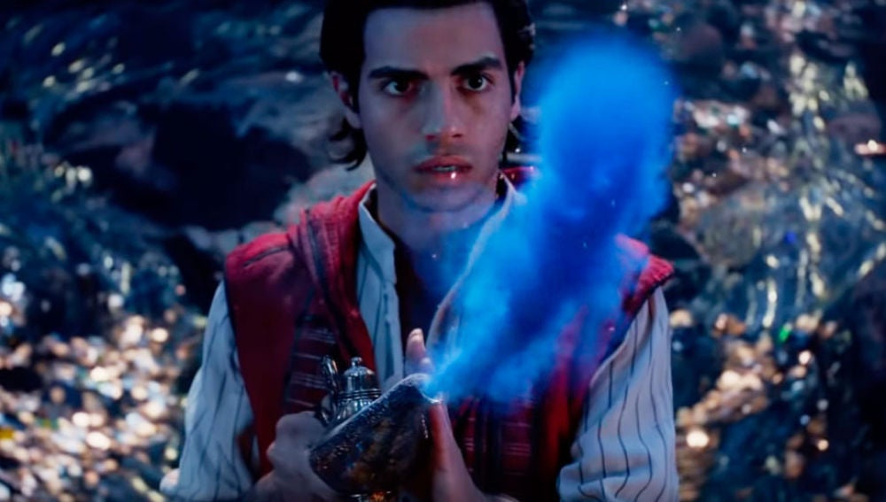 Mena Massoud en 'Aladdin'