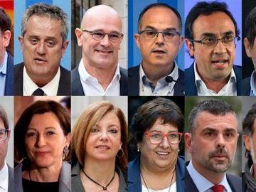 Juicio del procés catalan