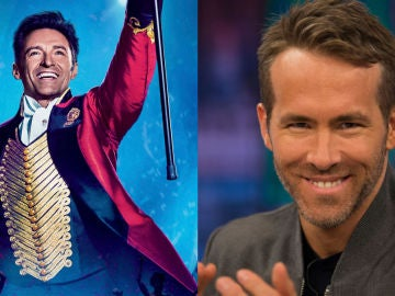 Hugh Jackman y Ryan Reynolds