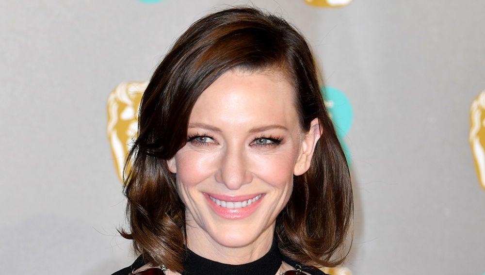 Cate Blanchett en los BAFTA