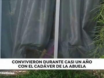 Una mujer y su hija conviven durante un año con el cadáver momificado de su madre en Málaga