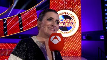 Silvia Abril en 'Tu cara me suena'