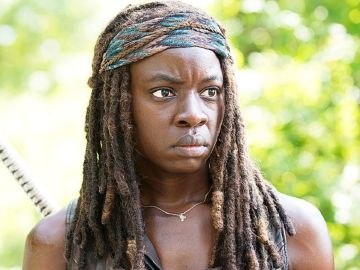 Danai Gurira en 'The Walking Dead'