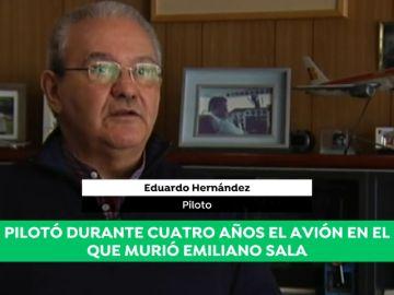 """El español que pilotó durante cuatro años el avión en el que murió Sala: """"Que pregunten al piloto Dave Henderson por qué no se subió"""""""