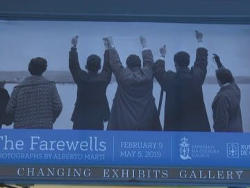 Los gallegos reciben un homenaje en una exposición en Nueva York