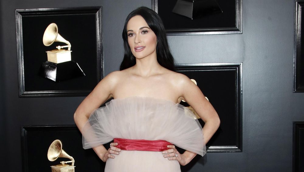 La cantante country  Kacey Musgraves.