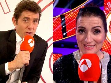 Manuel Fuentes da el relevo a Silvia Abril en 'Juego de juegos'