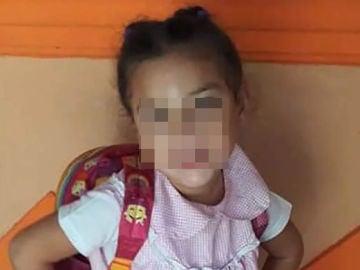 Luna Desiree, la niña de 5 años fallecida tras recibir el alta tres veces en un fin de semana