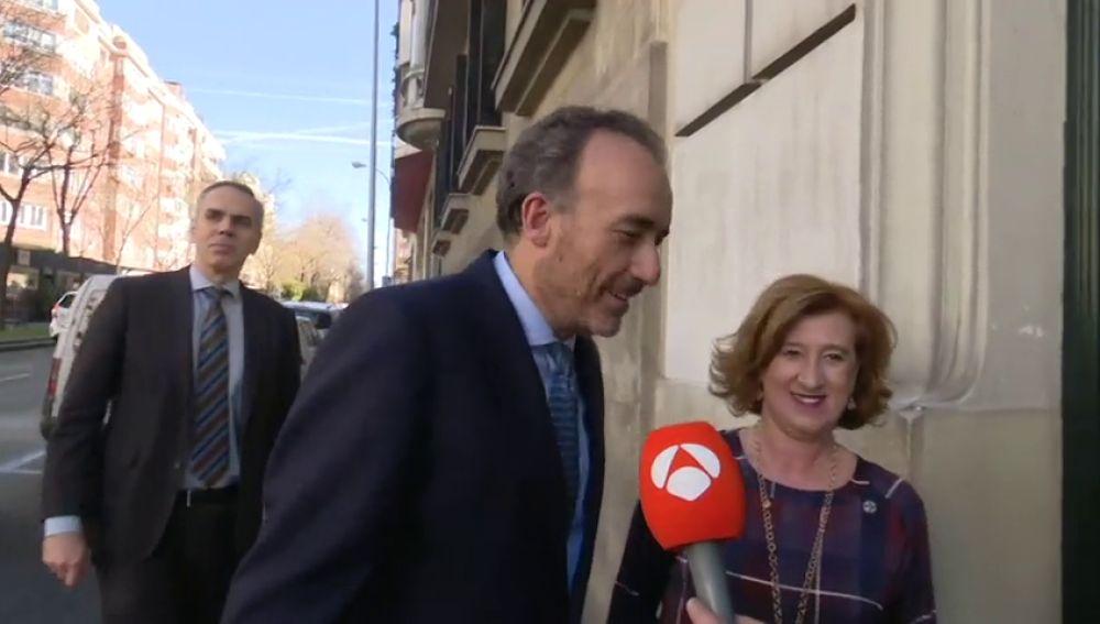 """Marchena asegura que encara el juicio del procés """"con la serenidad y la sensatez con la que hay que afrontarlo"""""""