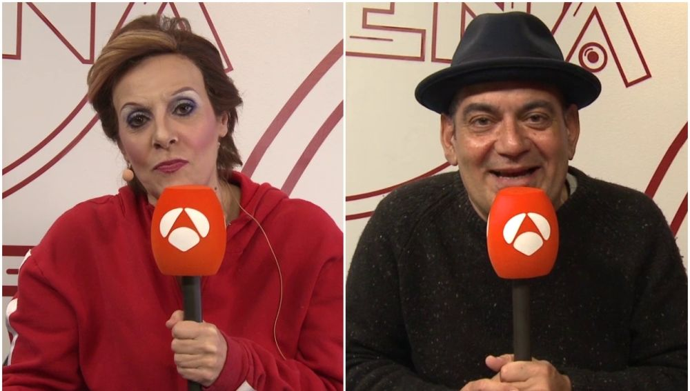"""Anabel Alonso y José Corbacho agradecen a los fans de 'Albacho' el éxito de 'Menta Poleo': """"Estamos pensando en un segundo LP"""""""