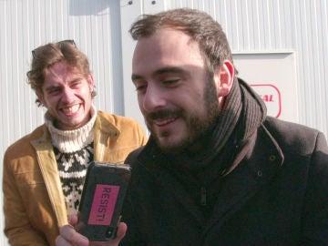 """La broma de Rosco a su madre minutos antes de actuar en 'La Voz': """"Se ha girado Alejandro Sanz"""""""
