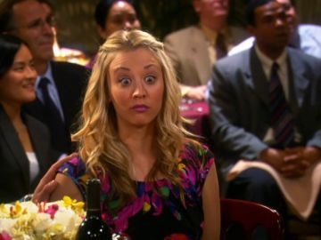 Kaley Cuoco, Penny en 'The Big Bang Theory'