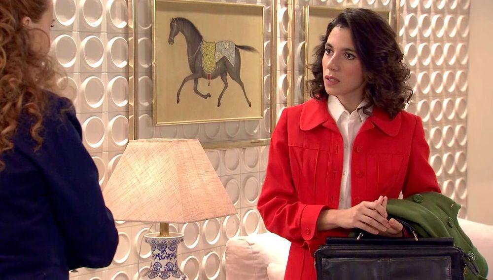 Natalia y Carolina, confusas por el mismo puesto de trabajo