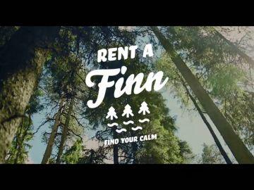 'Alquila un finlandés' y consigue viajar gratis al país este verano
