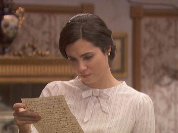 Una carta de Gonzalo llega a manos de María