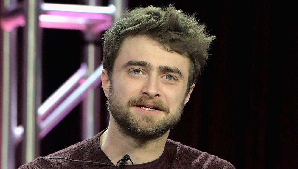 El actor Daniel Radcliffe en una de sus últimas apariciones públicas