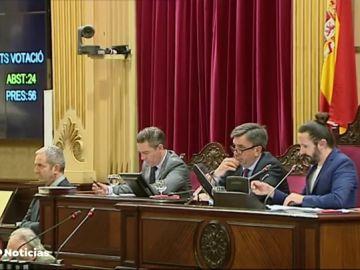 Economía/Motor.- (AMP) Baleares aprueba la Ley de Cambio Climático, que restringirá el diésel desde 2025