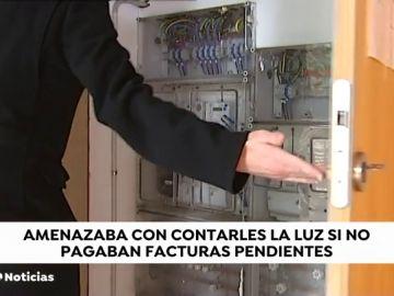 Detienen a un hombre que estafó más de 12.000 euros haciéndose pasar por empleado de una compañía eléctrica
