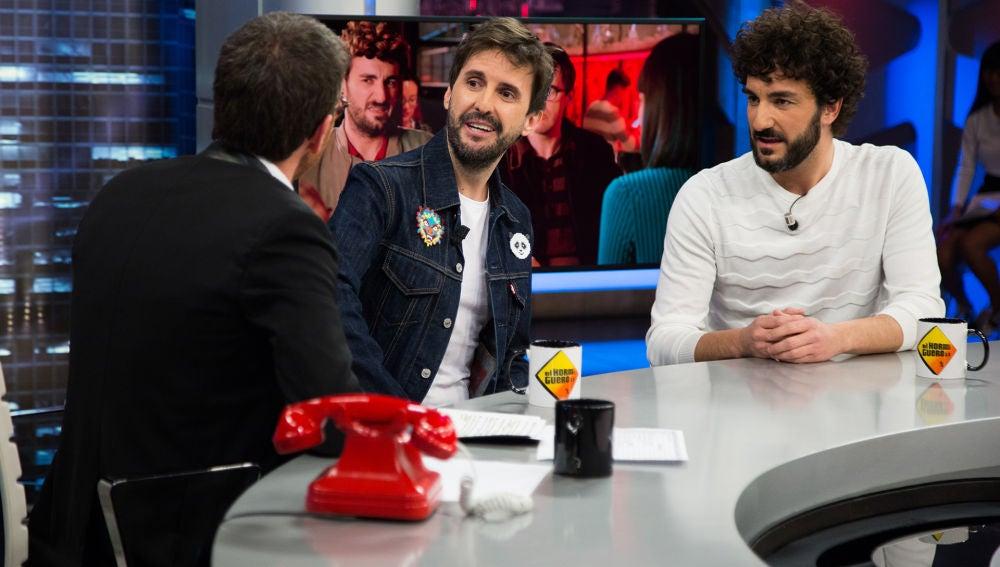 Julián López, Miki Esparbé y Pablo Motos demuestran su dominio del chino en 'El Hormiguero 3.0'