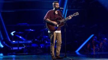 Vídeo: Shaddai López canta 'Stone cold' en las 'Audiciones a ciegas'