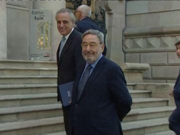 La Audiencia de Barcelona absuelve a Narcís Serra, Adolf Todó y a otros 39 acusados en el caso de los sobresueldos en CatalunyaCaixa