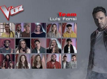VÍDEO: Luis Fonsi ha cerrado su equipo en 'La Voz': así es el resumen de sus 'Audiciones a ciegas'