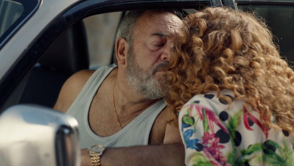 """Salvador, a Almudena: """"Me tienes loco, jodía"""""""