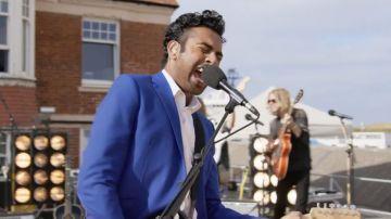 Himesh Patel en 'Yesterday'