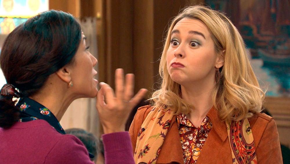 """Luisita se enfrenta a su madre: """"Por las buenas o por las malas, me voy a vivir con Amelia"""""""