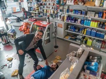 La pelea entre Ricky y Vasco agota la paciencia del portugués