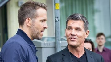 Ryan Reynolds y Josh Brolin
