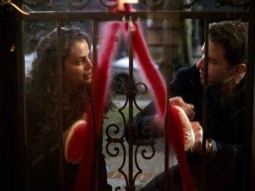 """Ben y Grace se reconcilian: """"Ésta es tu casa y te necesito aquí"""""""