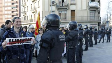 Huelga Barcelona