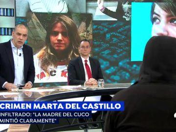 El infiltrado por el crimen de Marta del Castillo.