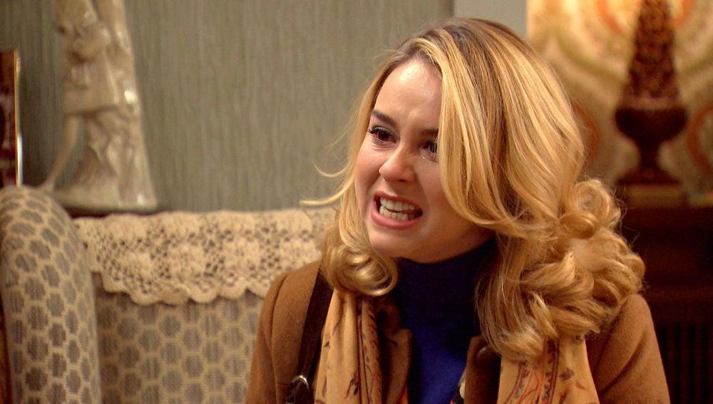 """Luisita ataca a su madre: """"¿Por qué te empeñas en arruinarme la vida"""""""