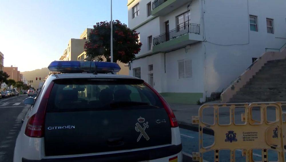 Hallan el cuerpo sin vida de una mujer de 67 años en su casa en La Palma