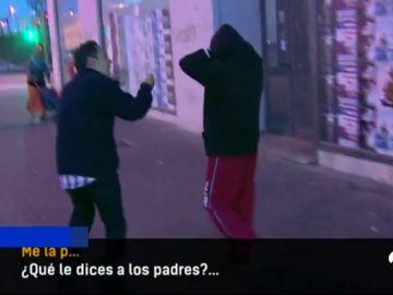 Fernando Rozo pregunta al Cuco por el crimen de Marta del Castillo.