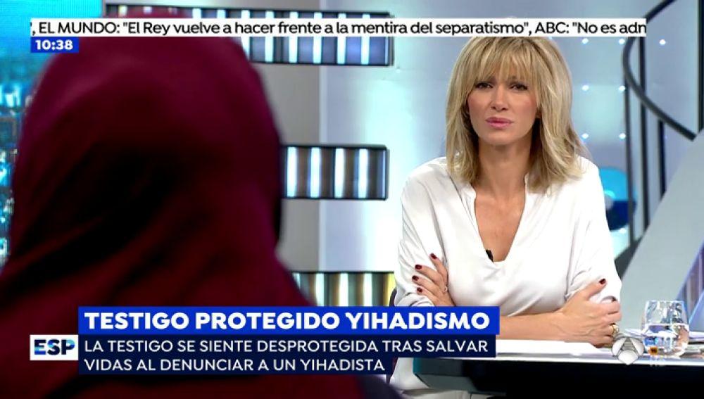 Testigo protegido del yihadismo