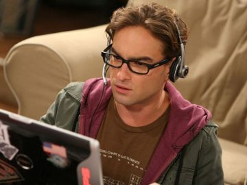 Johnny Galecki, Leonard en 'The Big Bang Theory'