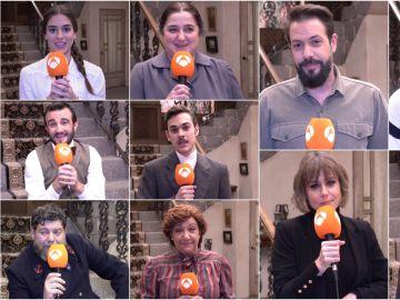Los emotivos mensajes con los que los actores de Puente Viejo despiden a Marta Tomasa